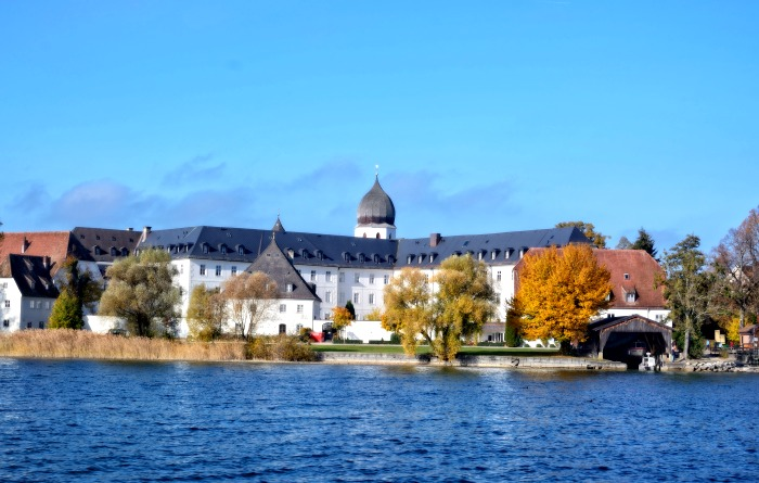 Chiemsee/Fraueninsel