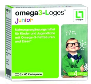 omega3-Loges® junior
